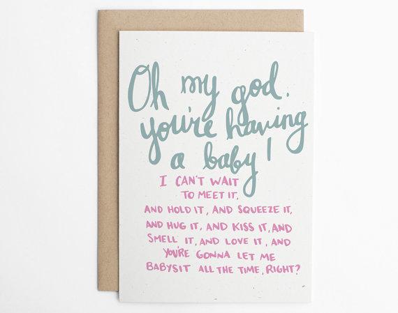 Iets Nieuws 27 super grappige kaarten om iemand te feliciteren met haar &EZ25