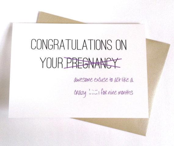 Beroemd 27 super grappige kaarten om iemand te feliciteren met haar &WQ86