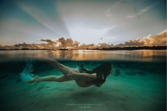 onder water1